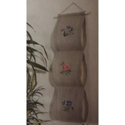 WC-paperiteline Kukat