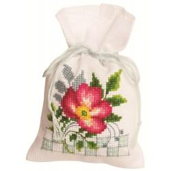 Villiruusu -tuoksupussi