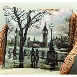 Lontoon sade -tyyny