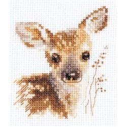 Bambi-ristipistotyö