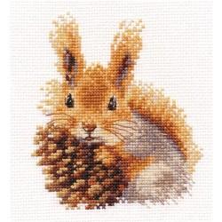 Orava-ristipistotyö