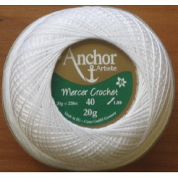 MERCER CROCHET 40