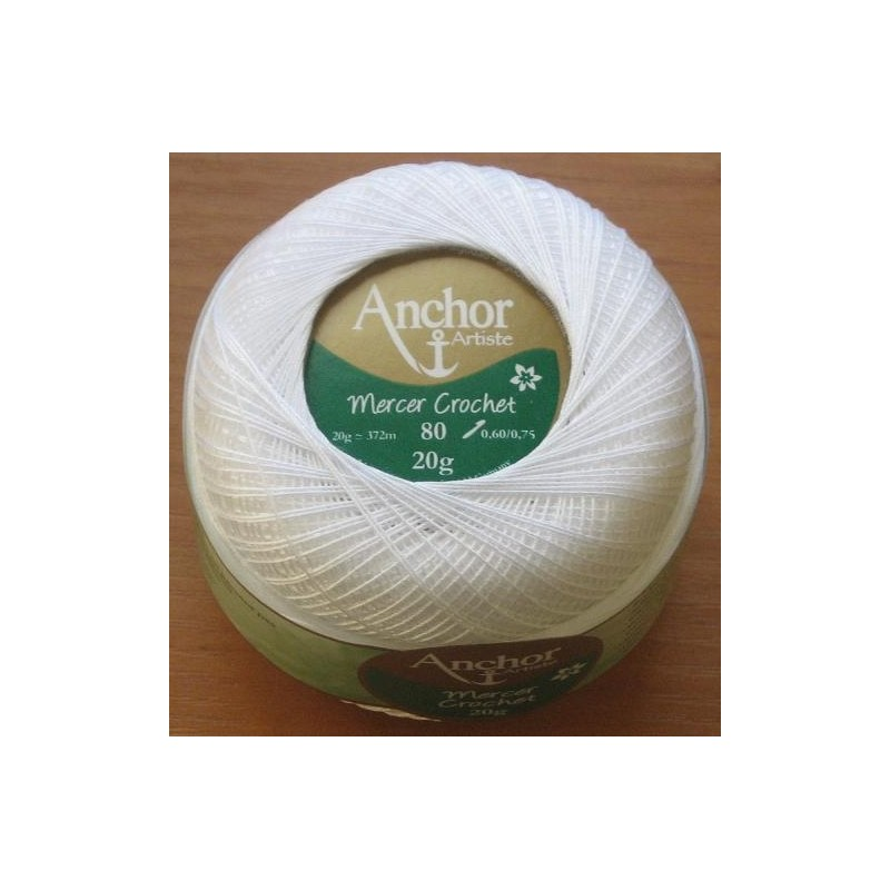 MERCER CROCHET 80
