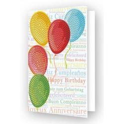Syntymäpäivä-ilmapallot...